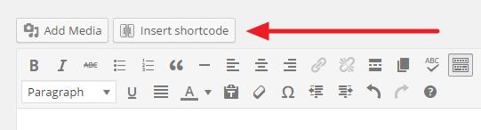 insert-shortcode